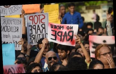Girls dragged to forest and gang-raped by eight men in India