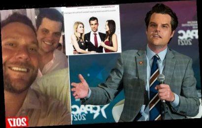 Rep. Matt Gaetz 'paid women via Apple Pay for ecstasy-fueled sex'