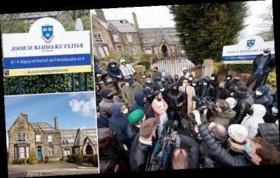 Parent claims Batley blasphemy row school showed cartoon a week before