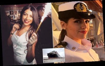 Egypt's first female captain falsely blamed for blocking Suez Canal