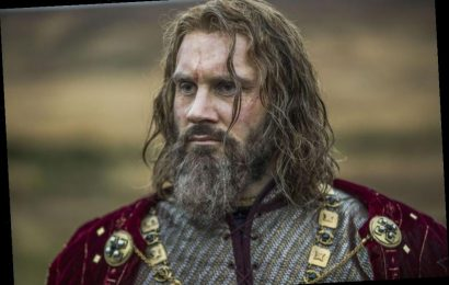Clive Standen Shares Epic Image of Rollo From 'Vikings', Fans React