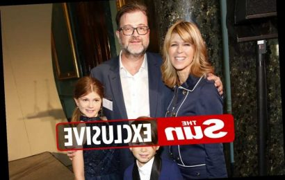 Kate Garraway's husband Derek is HOME after more than a year battling Covid in intensive care