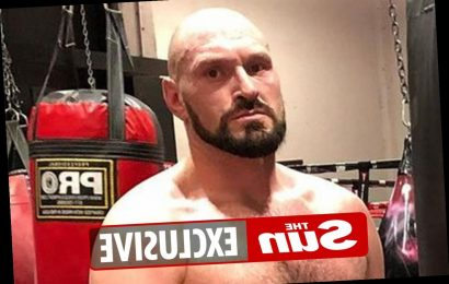 Tyson Fury preparing to fly to Las Vegas for Anthony Joshua training camp as £500m two-fight deal nears