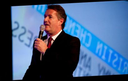 Piers Morgan Criticized For Taking Career (& Fortune)To The US
