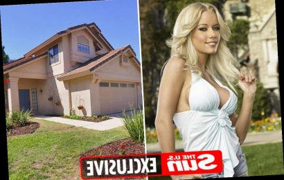 Inside Kendra Wilkinson's humble Calabasas rental home a decade after living in $100M Playboy Mansion