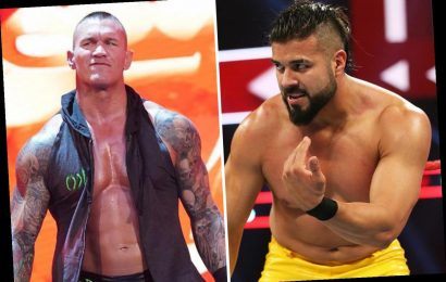 Ex-WWE star Andrade reveals he ripped up £2.2m-a-year deal with Vince McMahon & left after conversation with Randy Orton