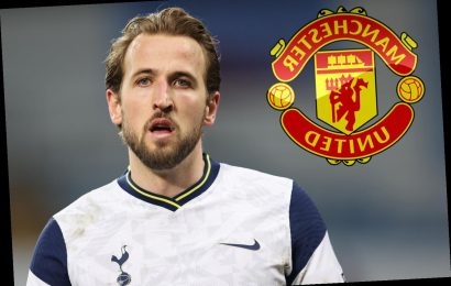 Man Utd issued hands off Harry Kane transfer warning by Tottenham with England striker NOT for sale this summer