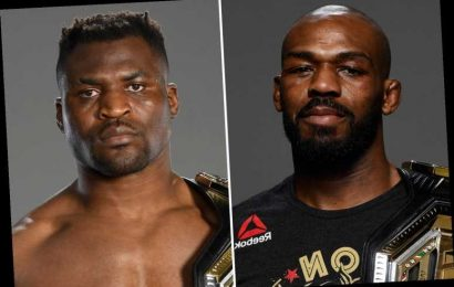 Jon Jones vs Francis Ngannou worth £42m and 'easily' as big as a Floyd Mayweather fight, claims UFC coach