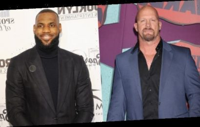 Steve Austin Reacts To LeBron James' '3:16' Shirt & Admits He Has One Regret About Their First Meeting