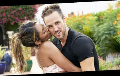 Bachelorette Tayshia Adams and Zac Clark's Relationship Timeline: Photos