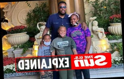Who are Paul Pierce's three children?
