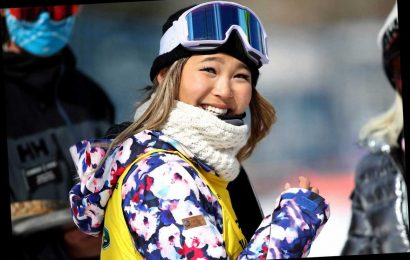 American Olympic hero Chloe Kim carries a knife amid racist onslaught