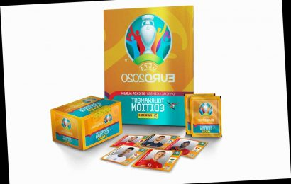 Win an official UEFA Euro 2020 sticker album from Panini and a box of 100 packs – we have TWENTY bundles to give away!