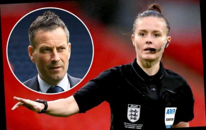Clattenburg says Rebecca Welch becoming an EFL referee is a 'stepping stone' for football