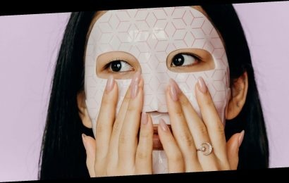 This Sheet Mask Has Innovative Anti-Aging Technology Like You've Never Seen Before