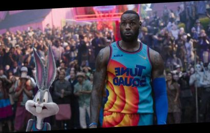 LeBron James Stars in First Trailer for Space Jam: A New Legacy