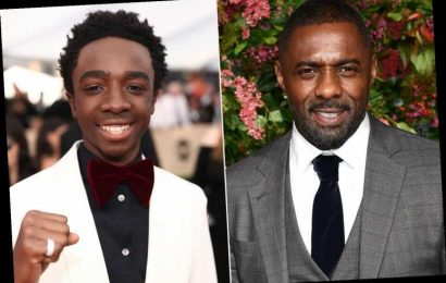 Caleb McLaughlin Says 'I'm Trying to Be Like' Concrete Cowboy Costar Idris Elba 'When I Get Older'