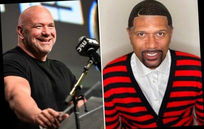 Dana White talks to Jalen Rose about 'Fight Island,' UFC going mainstream