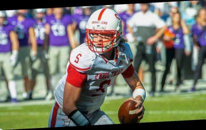 Former Johnnies' star quarterback Jackson Erdmann working toward NFL dream with Minnesota Pro Day appearance