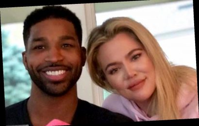 Khloe Kardashian Further Fuels Tristan Thompson Engagement Rumors With a Better Look at Her Ring