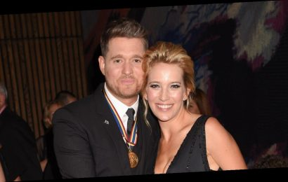 Michael Bublé & Luisana Lopilato Celebrate 10 Years of Wedded Bliss