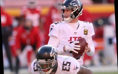 NFL International Series: Atlanta Falcons confirm plans to play game at Tottenham Hotspur Stadium in 2021