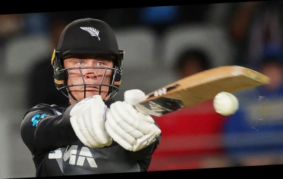 Finn Allen blasts 71 as New Zealand sweep Bangladesh in T20 series