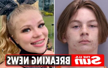 Aiden Fucci WON'T face death penalty but may get life in jail for 'fatally stabbing cheerleader Tristyn 114 TIMES'