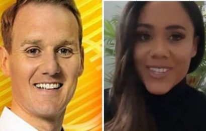 Alex Scott confirmed to replace Dan Walker as the new host of Football Focus