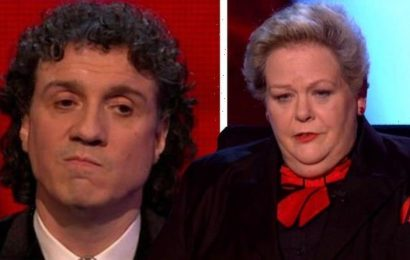 Anne Hegerty corrected by Beat The Chasers co-star after giving fans wrong details