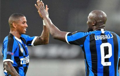 Ashley Young was left baffled by Man Utd's decision to sell Romelu Lukaku to Inter & admits he 'couldn't understand it'