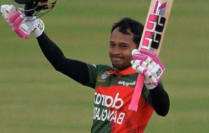 Bangladesh beat Sri Lanka in ODI series for first time as Mushfiqur Rahim hits 125 in Dhaka