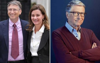 Bill Gates' 'affair' with female staffer revealed in her letter to Microsoft board that she demanded 'his wife read'