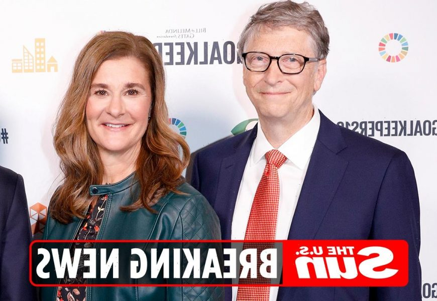 Bill and Melinda Gates to DIVORCE after 27 years & she could get a multi-billion settlement from world's 4th richest man