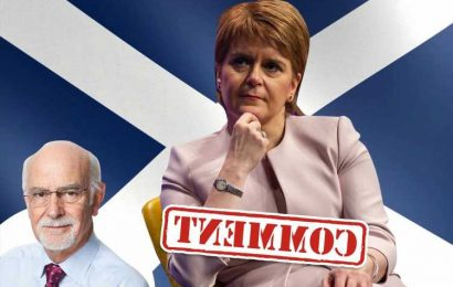 Boris Johnson was hate figure for Scots but now they're wising up to Nicola Sturgeon