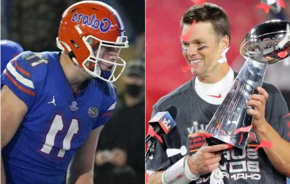 Buccaneers' Kyle Trask pick could spark Tom Brady succession drama