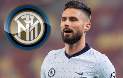 Chelsea outcast Olivier Giroud targeted by Inter Milan and Lazio over summer transfer with striker, 34, quitting Blues
