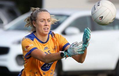 Cliodhna Blake starring for Clare ladies football team despite Crohn's disease battle