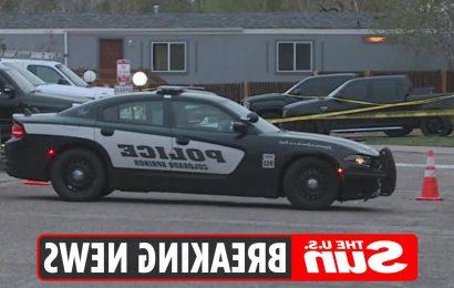 Colorado Springs shooting – 7 dead including gunman after 'boyfriend's gun rampage' at trailer park birthday party
