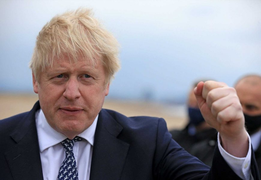 Conservatives lead Labour by 17 points in Hartlepool by-election as Boris set to add another blue brick to red wall