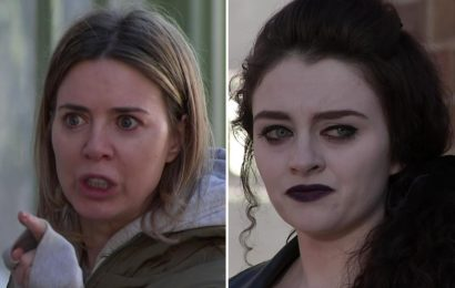 Coronation Street fans disgusted with Abi Franklin for blaming Seb's death on Nina Lucas