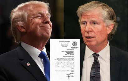 Cy Vance is targeting Trump but praised him in a 2016 letter: Devine