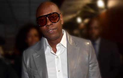 Dave Chappelle flies in for shows to 'put NY comedy back in the spotlight'