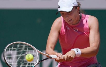 Defending French Open champ Iga Swiatek: 'Good relationship with media' can help
