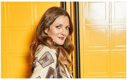 Drew Barrymore Can't Get Enough of This $18 Face Mask That She Says 'Literally Blew Me Away'