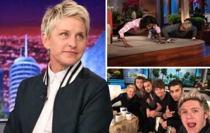 Ellen DeGeneres will QUIT her talk show after 19 seasons but insists it's not due to 'toxic' workplace claims
