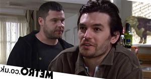 Emmerdale star reveals 'naughty' Aaron and Mackenzie scenes