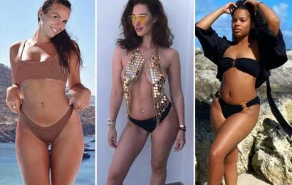 England Euro 2021 squad: Meet their WAGs including an interior designer, fitness instructor, model and legal student