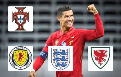 Euro 2020 fixtures: Live stream, TV channels, kick-off times, groups in huge summer for England, Wales and Scotland
