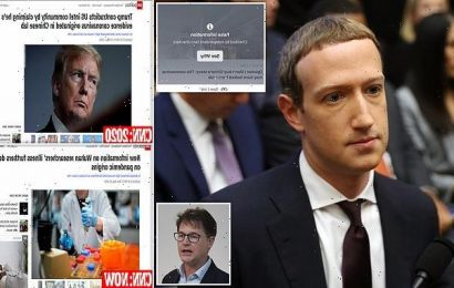 Facebook shows it's 'true and ugly colours' over Wuhan censorship
